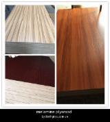 Melamine Plywood/Melamine Particle Board/Melamine MDF
