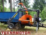 Forest & Harvesting Equipment - Wood chipper Skorpion 350 RBP - Teknamotor