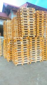 Pallets – Packaging - One Way Pallet, New