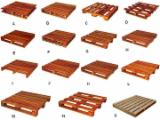 Pallets-embalaje En Venta - Pallets and lumber of pine and eucalyptus