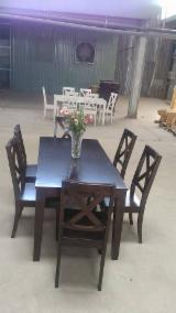 Country Dining Room Furniture - Cheap dining set