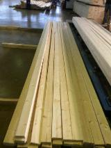 Sawn Timber - Spruce - rejects from surfacing, KD12, 40x98x5000-6000mm