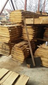 Boules Unedged Timber - Boules - Oak (European), Boules