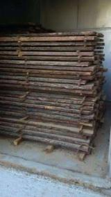 Softwood  Unedged Timber - Flitches - Boules For Sale - Mongolian Scotch Pine  Boules 50 mm Moldova