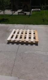 Pallets – Packaging - New, Pallet, Romania, Valcea
