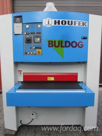 Used-Houfek-BULDOG-950-RC-2011-Universal-Sander-For-Sale-in