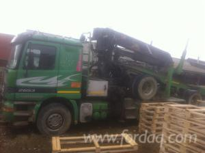 Used----Longlog-Truck
