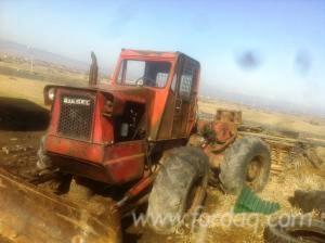 Tractor-Forestal----Usada-en