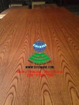 Crown Cut Russian Ash Plywood