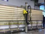 Maschinen, Werkzeug und Chemikalien - Gebraucht Putsch® Meniconi   SVP 145 1998 Vertikalsägemaschinen Zum Plattenzuschnitt / -formatschnitt Zu Verkaufen Italien