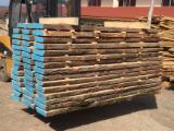 Hardwood  Unedged Timber - Flitches - Boules - White oak lumber unedged 26/32/50mm KD