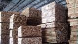 Softwood  Sawn Timber - Lumber Squares - Rubber Wood squares