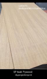 Kaufen Oder Verkaufen  Biegsames Sperrholz - Biegsames Sperrholz, Teak