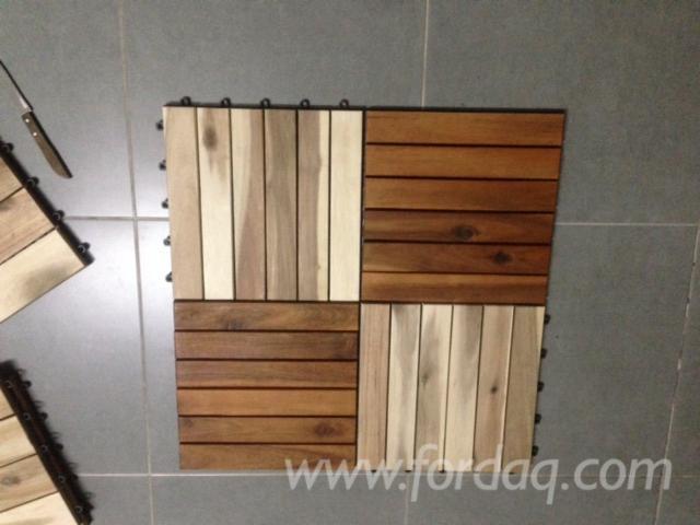 Deck-tile