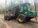 Used 2004 Timberjack 1010D Forwarder in Germany