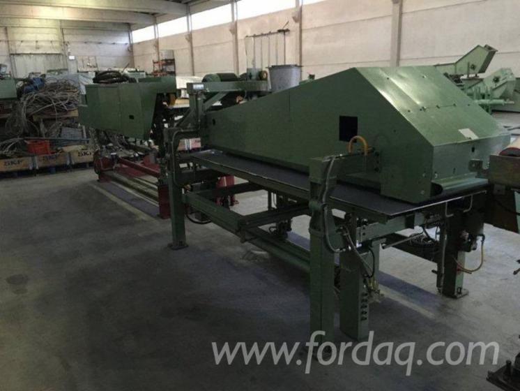 Used-Fisher-R%C3%BCckle-1989-Rotary-Cut-Veneer-Line-For-Sale-in