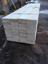 Sawn And Structural Timber Spruce Picea Abies - 20+ mm Kiln Dry (KD) Spruce  Romania