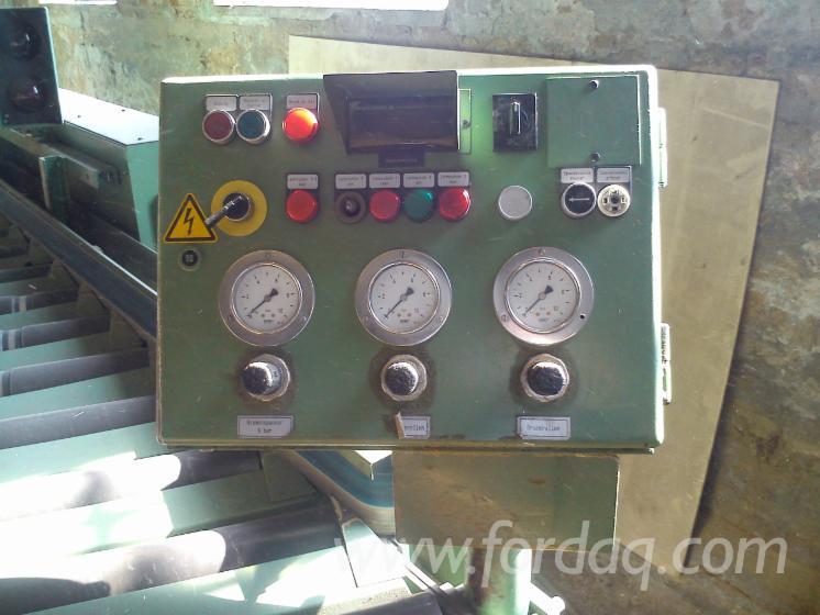 Used-1994-Fisher---Ruckle-EFA-28-Veneer-Slicer-in