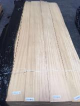 Sliced Veneer - Iroko Veneer offer