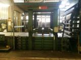 "Pressing line ""SIMIMPIANTI"" 2200x3100 mm, 7.4 Kg/cm2, 6 daylights"