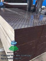 Cheap price, 5-8 reused times, Brown or black film faced plywood, One time finished, MR glue