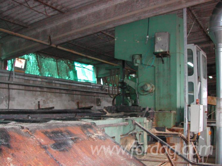 Used-Primultini--1980-Sawmill-For-Sale