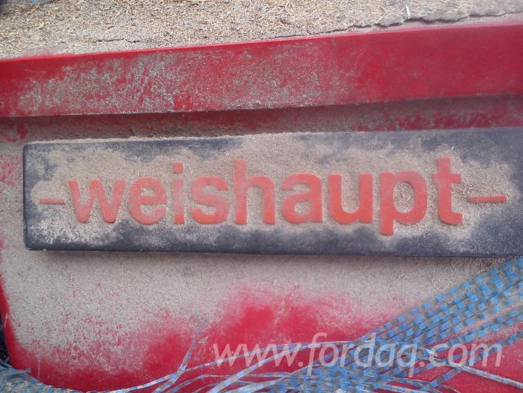 Installations-et-Mat%C3%A9riels-Auxiliaires-pour-la-Production-d%27Energie-weishaupt-Occasion-1998-en