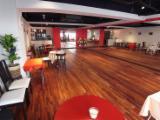 Solid Wood Flooring - Flooring Parquet - Padauk FJL Flooring Parquet- Padauk Flooring