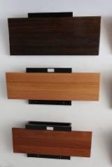 Solid Wood Flooring - Flooring Parquet - Pyinkado Uni Flooring Parquet