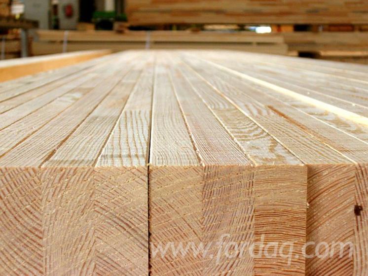 Pine-%28pinus-Sylvestris%29---Redwood-Glulam-Beams-in