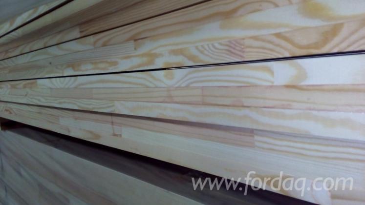 Pine - Scots Pine FSC Balustrades, Railing Poland