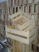 Pallets – Packaging - New, Crates, Romania, Galati