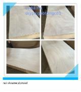 Vender Compensado Natural Okoumé 2.5; 2.7; 3; 3.2; 3.6; 4; 5 mm China