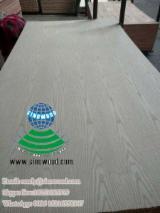 Engineered Panels - Single side or two sides red oak veneered MDF