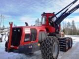 Forstmaschinen Harvester - Komatsu 931