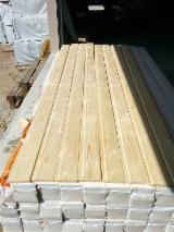 Drvne Komponente, Ukrasi, Vrata I Prozori - Jela -Bjelo Drvo, Unutrašnje Oplate