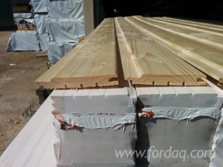 paneles para pared interior lambriz abeto madera blanca estonia en venta