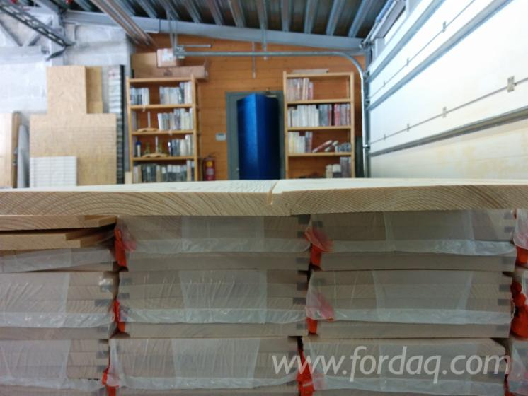 Revestimiento exterior abeto madera blanca estonia en venta for Revestimiento exterior en madera