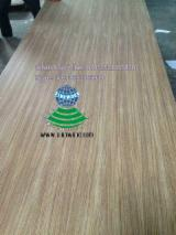 3ft x 7ft x3.6/5mm Quarter cut teak veneered plywood for doors
