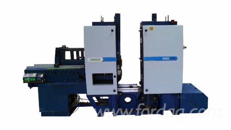 Used-1999-Wintersteiger-DSG-200-TRAK-PIONOWY-in