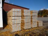 Railway sleepers 160 x 260 x 2600 mm