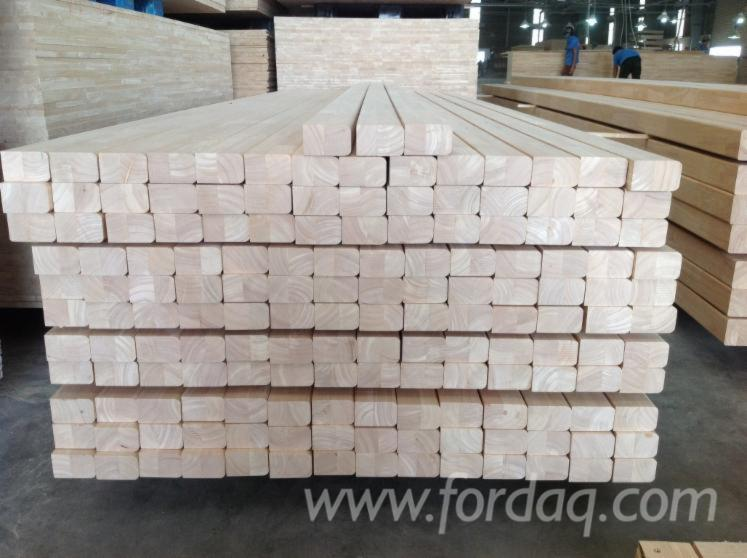 FJ Rubberwood Wood  Panels - Wood Components
