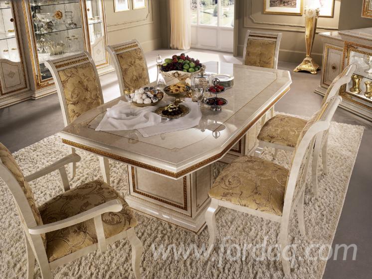 Salle manger classique de design - Salle a manger italienne ...
