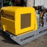 Forest & Harvesting Equipment - New Greifenberg Mobile Cable Crane Romania