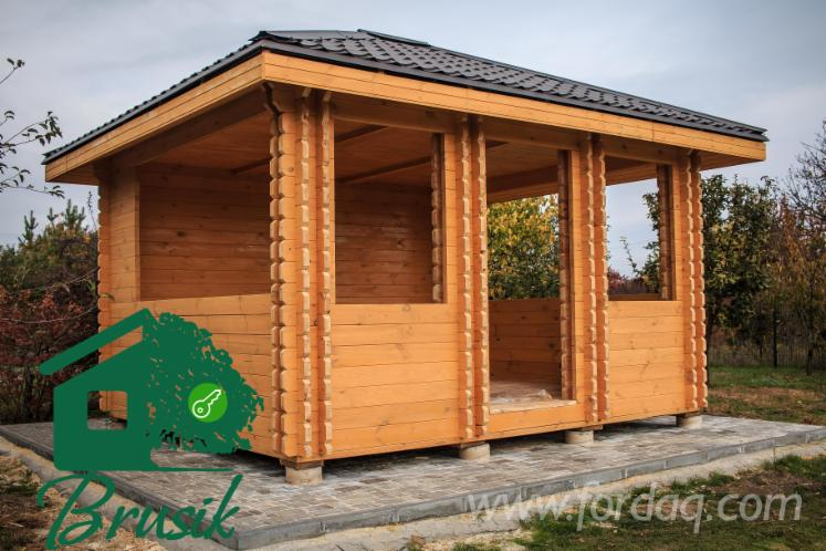Insulated Garden Shed >> Insulated Garden House Summer House Office Shed Pavilion