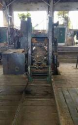 Woodworking Machinery Log Band Saw Vertical - Used Hercules Log Band Saw Vertical in Romania