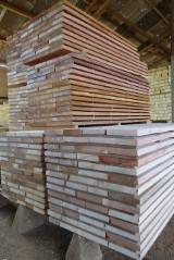 Tropical Wood  Sawn Timber - Lumber - Planed Timber - Mahogany Redwood Mixed Edged KD RCA Africa