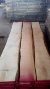 Oak  Boules from Germany - Europan Red Oak ABC KD 12% - Unedged