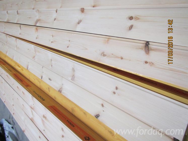 Paneles para pared interior lambriz pino silvestre for Paneles de madera para pared