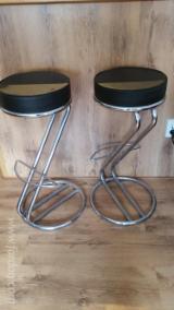 Living Room Furniture - 2 bar stools for sale